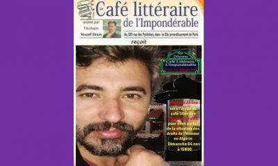 Ramdane Achab interdit au café littéraire Akfakou Abane-3-400x240